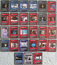 Star Wars CCG Hoth Rare Cards Part 2/2 (Dark Side)
