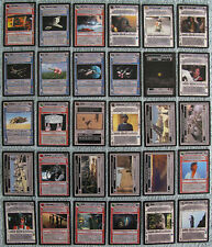 Star Wars CCG Special Edition Uncommon & Fixed Cards Part 2/4 (Light Side Lo-Z)