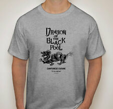BIG TROUBLE IN LITTLE CHINA DRAGON OF THE BLACK POOL TEE SHIRT AWESOME