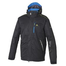 Men's dare2b Stand-Off Black Waterproof and Windproof Ski Wear and Winter Jacket
