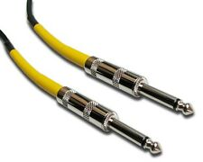 PLoynk premium 1/4 tip sleeve instrument to guitar amp effects fx patch cable