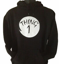 the all new Dr. Seuss Thing 1 2 3 4 5 6  Hoodie sweatshirt all sizes