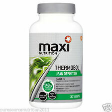 Maximuscle Thermobol 30 Caps Fat Loss Slimming Diet Pill 30 Capules
