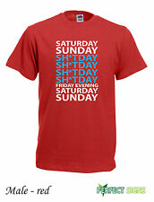 Weekdays Yolo Swag  T-SHIRT S-2XL FREE P&P