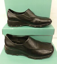 "SALE:Clarks Ladies Leather Twin Gusset Slip on Shoes ""IDANA"""