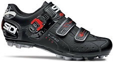 Sidi America Dominator 5 Black MTB Bike Cycling Shoes New