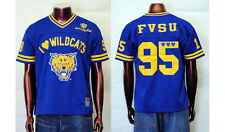 Womens Fort Valley State Football Jersey FVSU WILDCAT Lady's Football Jersey