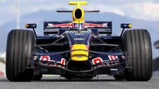 Red Bull RB4 Formula 1 Car CARS5042 Art Print Poster A4 A3 A2 A1