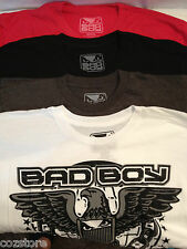Bad Boy Club Graphic T-Shirts Short Sleeve Mens Size M Various Colors and Styles