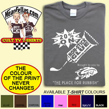 """FALL & RISE OF REGINALD PERRIN """"Grot Industries"""" TV comedy T-SHIRT: FREE POSTAGE"""