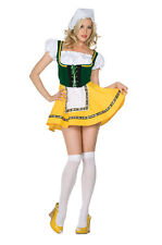 Sexy German Import Beer Garden Girl Oktoberfest Costume Dress Adult 81577