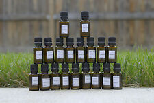 Herbal Tinctures Extracts Arnica Chamomile Red Clover Comfrey St. Johns Wort