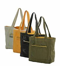 Mandarina Duck Shopping V2T03 Shopper Cotton Tasche Henkeltasche bag 30x30x12 cm