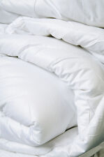 Hotel Quality Pure White Microfibre Duvet Feels Like Down All Sizes 10.5TOG