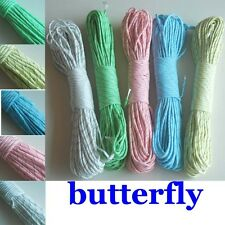 9 Core Strand Luminous Glow in the Dark & Reflective Paracord Parachute Cord DIY