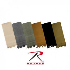Rothco Solid Shemagh Tactical Desert Scarf