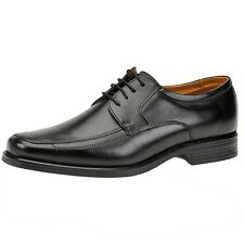 Giorgio Brutini DARCY 249961 Mens Black Leather Comfort Lace-Up Dress Shoe