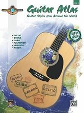 Guitar Atlas Complete, Vol 2 : Guitar Styles from Around the World, Book and...