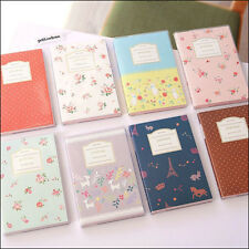 Un-dated Petit Cochonn Diary Weekly Schedule Planner Journal Organizers