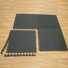 CONFIDENCE FITNESS HEAVY DUTY LARGE EXERCISE FLOOR MAT INTERLOCKING TILES