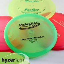 Innova CHAMPION PANTHER *pick your weight* disc golf midrange   Hyzer Farm
