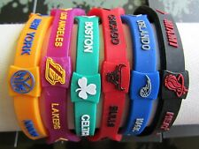 (1pc) Power Band Silicone Bracelet Wristband Improves Balance /S,M,L/ FAST SHIP