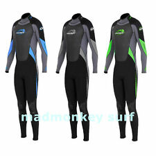 MENS OSPREY SPREY FULL LENGTH WETSUIT bodyboard kayak surfboard diving sailing