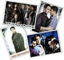 Large Torchwood John Barrowman Quality Fridge Magnets Brand New