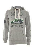Republic Soul Cal Deluxe Stag Authentic Groveland Womens Hoody BNWT Size: 8 - 14
