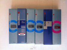 3 x Goldwell Colorance 2-6 LEVEL Acid Color Semi-Permanent Hair Color 60ml