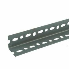 """Slotted Trade Angle 2 Meters Steel Construction Dexion Compatible 6'6"""" 1½"""" 40mm"""