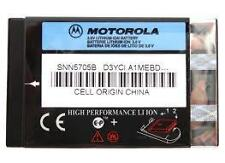 MOTOROLA OEM SNN5705B CELLPHONE BATTERY FOR I450 I50 280 V60 NEXTEL 265 I285