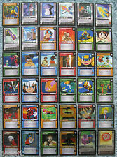 MegaMan NT Warrior TCG Grand Prix Ultra, Super and Rare Cards