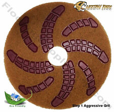 Eco Friendly 17 Inch Stone Polishing Pad Cheetah Made in the USA