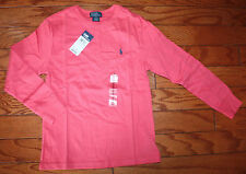 Ralph Lauren Polo long sleeved Classic Tee Size Small 8