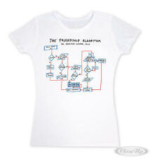 The Big Bang Theory Girlie Shirt The Friendship Algorithm