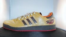 Adidas Decade Low 044057 Wheat Musbro Sneaker Shoe Size 11.5
