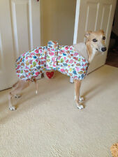 WHIPPET / LURCHER  WATERPROOF COAT 20'' to 26'' CARRY IN BAG ,PACK A MAC NEW