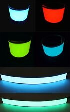 """Free Shipping EL 12""""x1.25"""" inch electroluminescent panel/EL tape/Wire  6 Colors"""