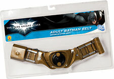 Dark Knight Rises Batman Utility Belt Adult Batman Belt Superhero Belt 30737