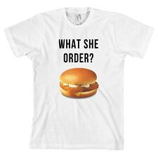 What She Order? Fish Filet Kanye West In Parish T Shirt  *ALL SIZES & NEW*