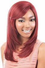 Y. SUE BY MOTOWN TRESS SYNTHETIC YAKY TEXTURE LONG STRAIGHT WIG MOTOWNTRESS