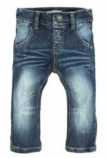 NAME IT coole Denim Jeans Hose Emil in blau Gr.74-104 NEU