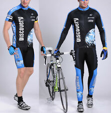 Men Cycling Suit Jersey & Shorts Pants Quick Dry Riding Jersey & pants Powerful