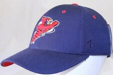 """Iowa State Cyclones Hat Cap """"The Fitted DH Structured Cap"""" by Zephyr NCAA Hats"""