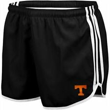 Tennessee Volunteers Ladies Adidas Black Princess Running Shorts