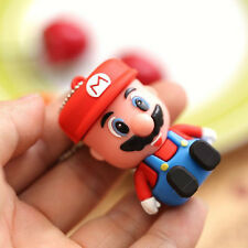 Wholesale! Mario Model 4GB-32GB USB 2.0 Enough Memory Stick Flash pen Drive USB1