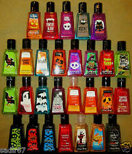1 Bath & Body Works HALLOWEEN PocketBac Anti-Bacterial Hand Gel Sanitizer U-PICK