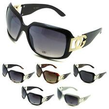 DG Eyewear NEW Ladies Womens Sunglasses Vintage Retro Oversize Color Options DG1