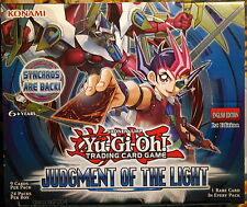 YuGiOh Judgment of the Light JOTL Rare 1st Edition New Choose from List